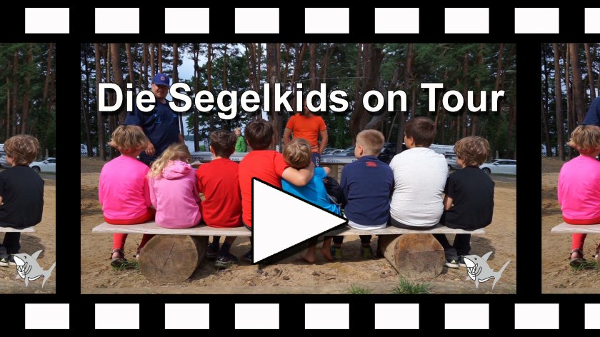 Die Segelkids on Tour - Video bei youtube